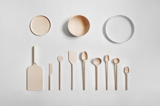 palutta 木制餐具用品