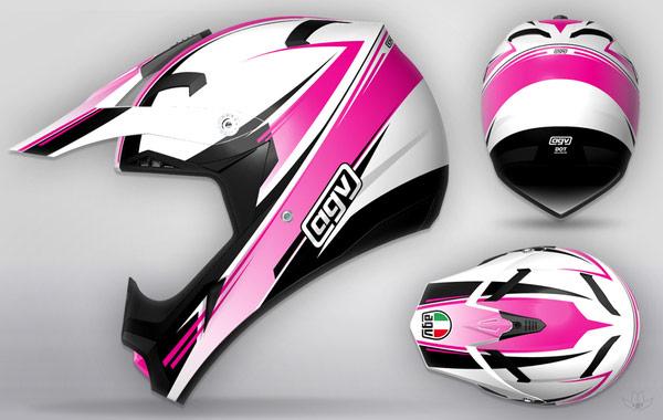 创意头盔工业设计
