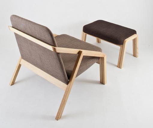 日本宫崎椅子家具设计图片