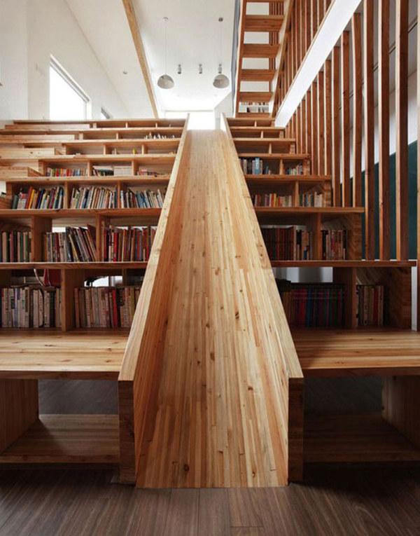 创意无限的楼梯设计