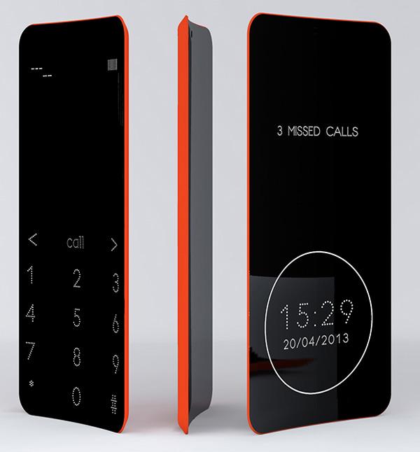 创意概念手机设计