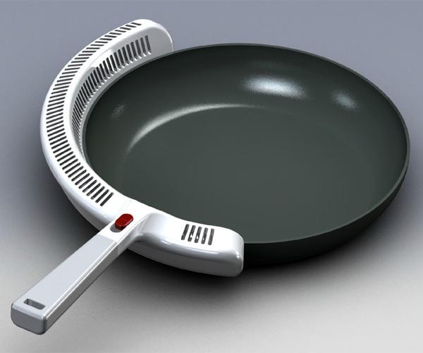 现代高科技吸烟锅产品设计