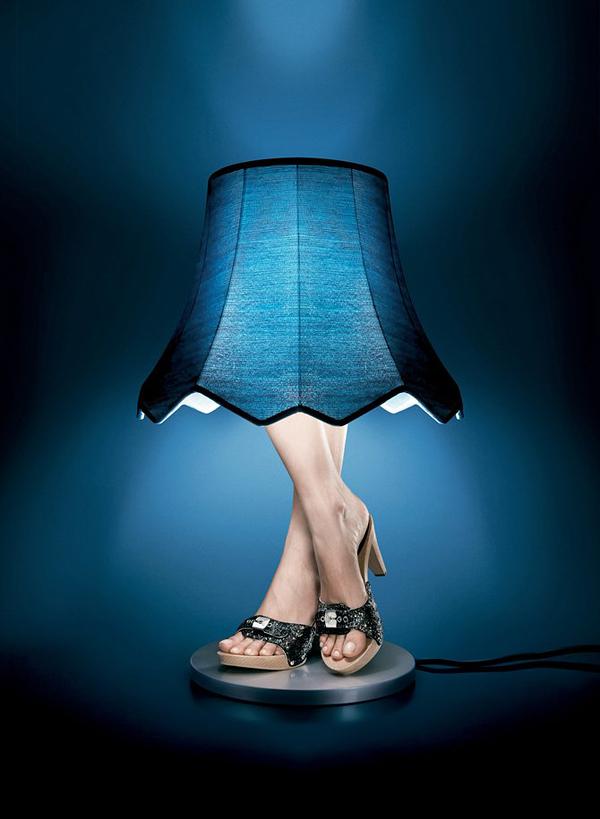 创意台灯工艺产品设计