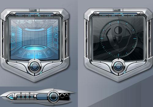 音乐播放器界面设计