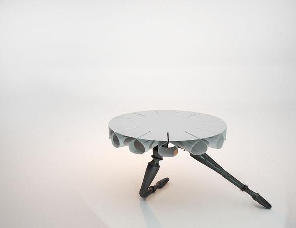 椅子创意设计画联想