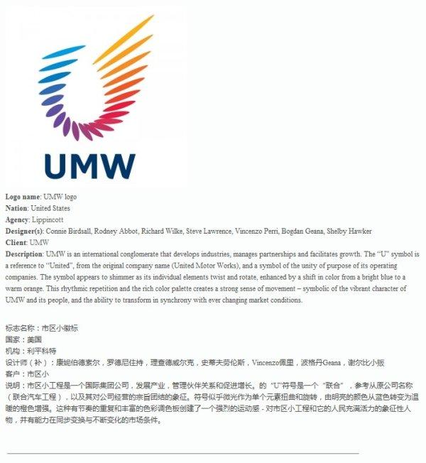 2010国外logo附带设计说明图片