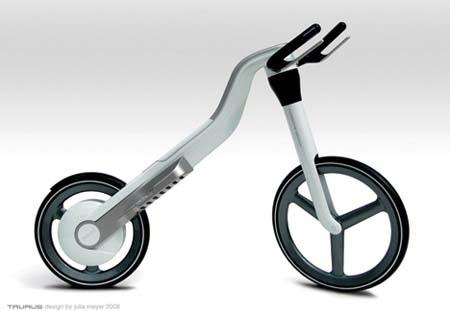 创意造型自行车设计欣赏