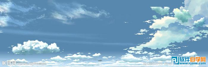 把风景图片转为日系绘画效果