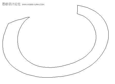 教你怎么用coreldraw教程:用网格工具画个可爱卡通唢呐
