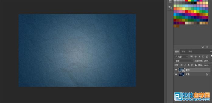 ps拍立得照片效果_软件自学网