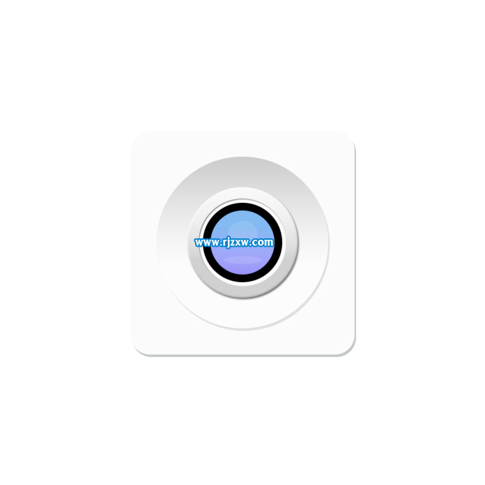PS制作镜头UI图标_软件自学网