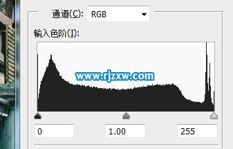 ps日系胶片风格调色_软件自学网