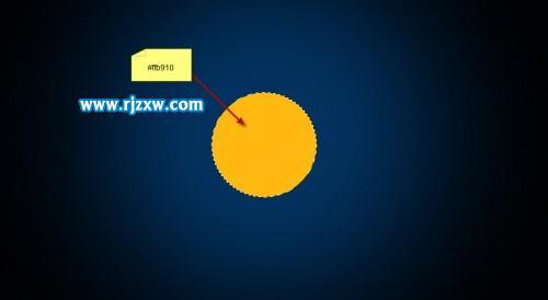 PS制作播放开始按键图标教程_软件自学网