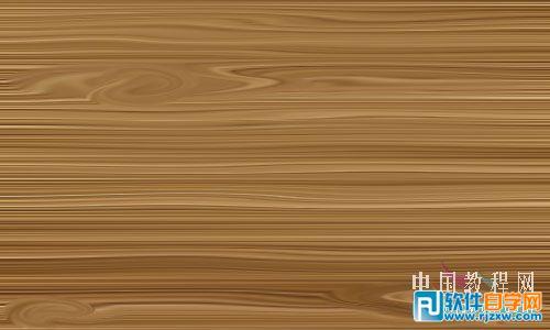 ps利用滤镜快速制作逼真的木板材质