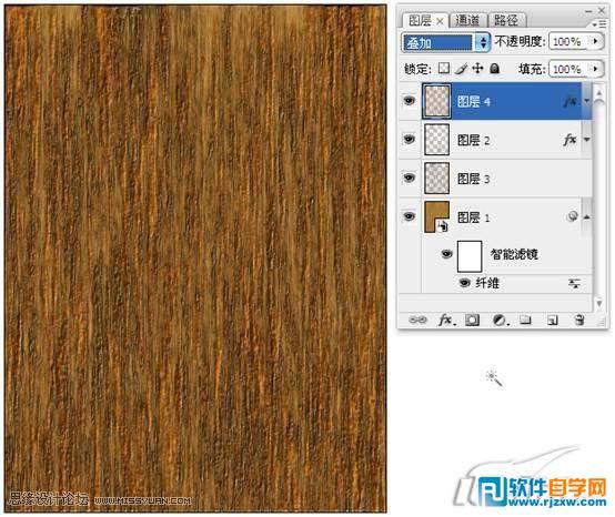 逼真的古典木质纹理