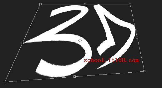 PS3D立体文字的制作_软件自学网