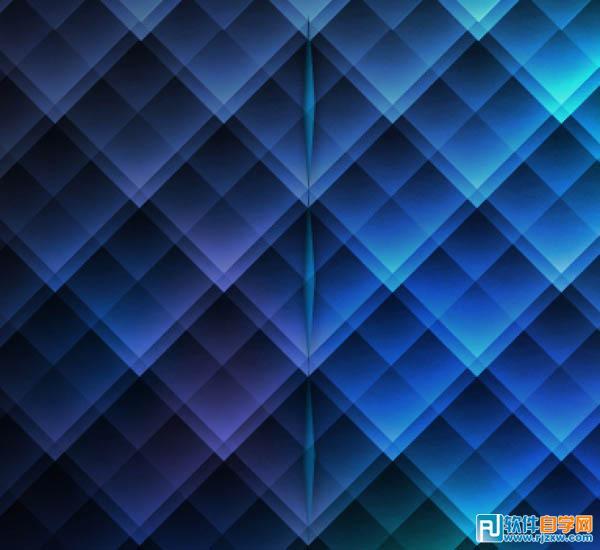 photoshop制作非常可爱的水晶光斑背景