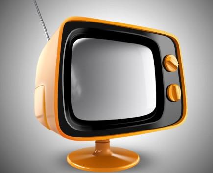 photoshop制作一台复古的黑白电视机