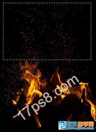 PS合成女魔术师表演火焰魔术 - 7 - 软件自学网