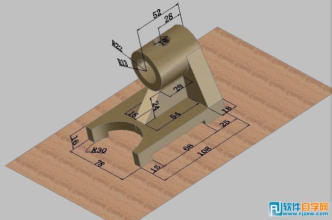 软件CAD三维显示-1-机械建模网自学2007cad终止已安装图片